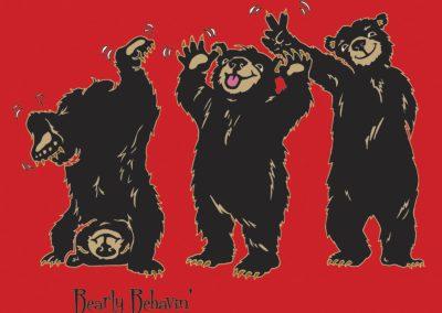 bearlybehavin