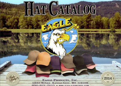 hat catalog cover